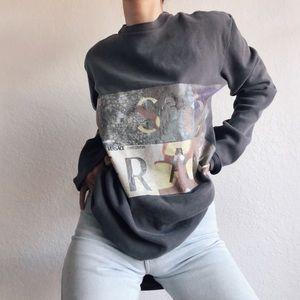 Ultra Rare Vintage Versace Sweatshirt